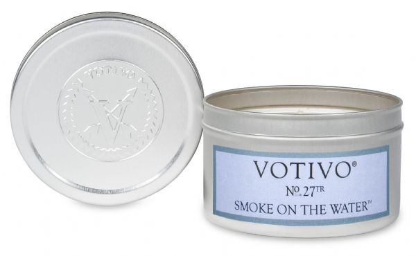 Travel Tin - Smoke On The Water